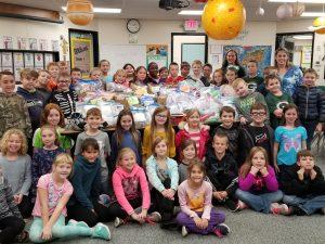 3rd Grade Kids and Kits