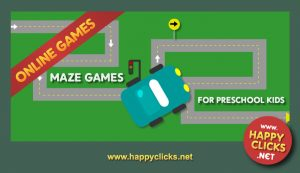 Car Maze Game
