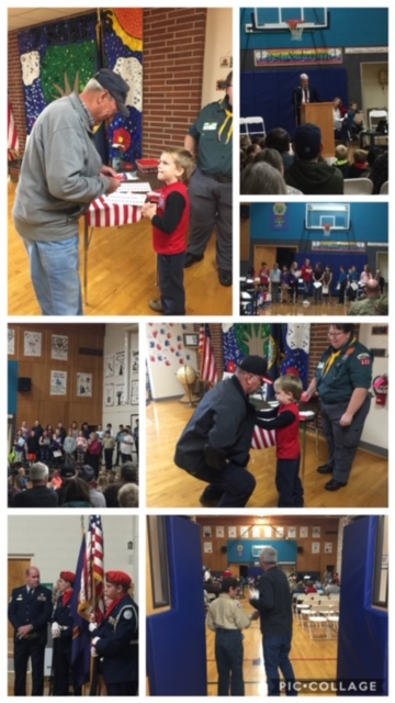 Orchards' Amazing Veterans!