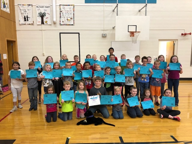 Students of the Month, October 2018