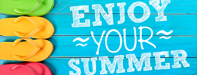 Enjoy Your Summer – Independent School District No. 1