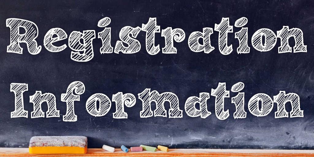 Registration Information 21-22